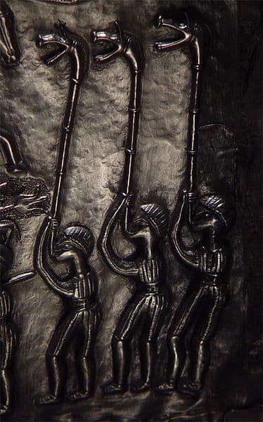 373px-Figures with horns on the Gundestrup Cauldron