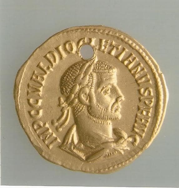 Кельська золота монета