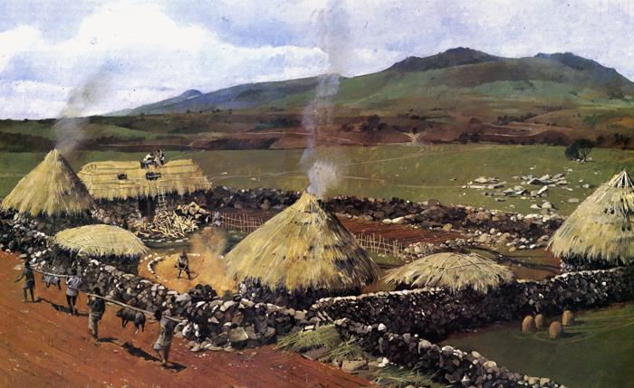 Кельтське поселення