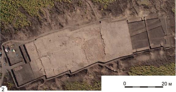 Розкопки в Небелівці - Михайло Відейко