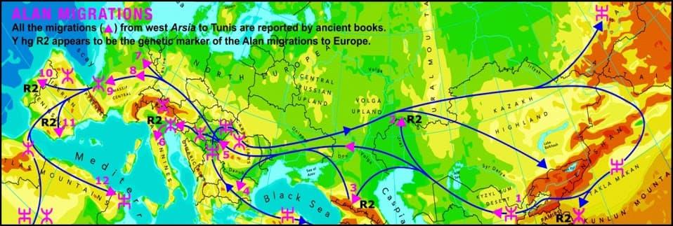 migration alans