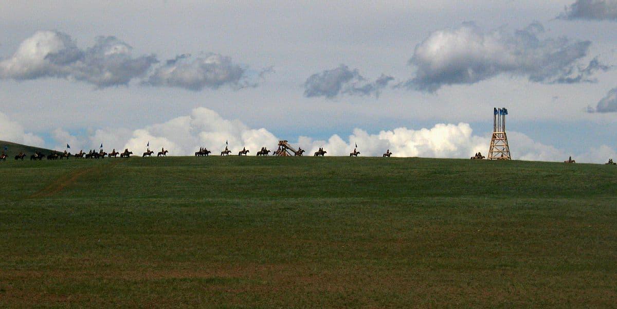 Монгого-татарське військо