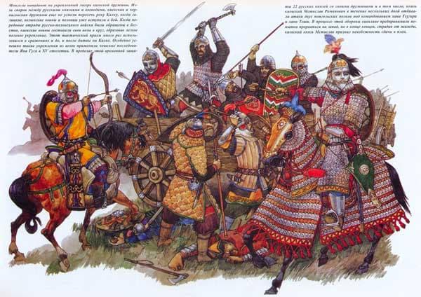Битва на Калці