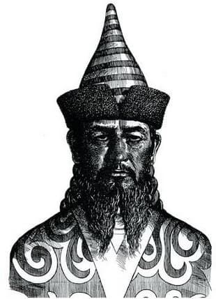 Половецький хан Котян